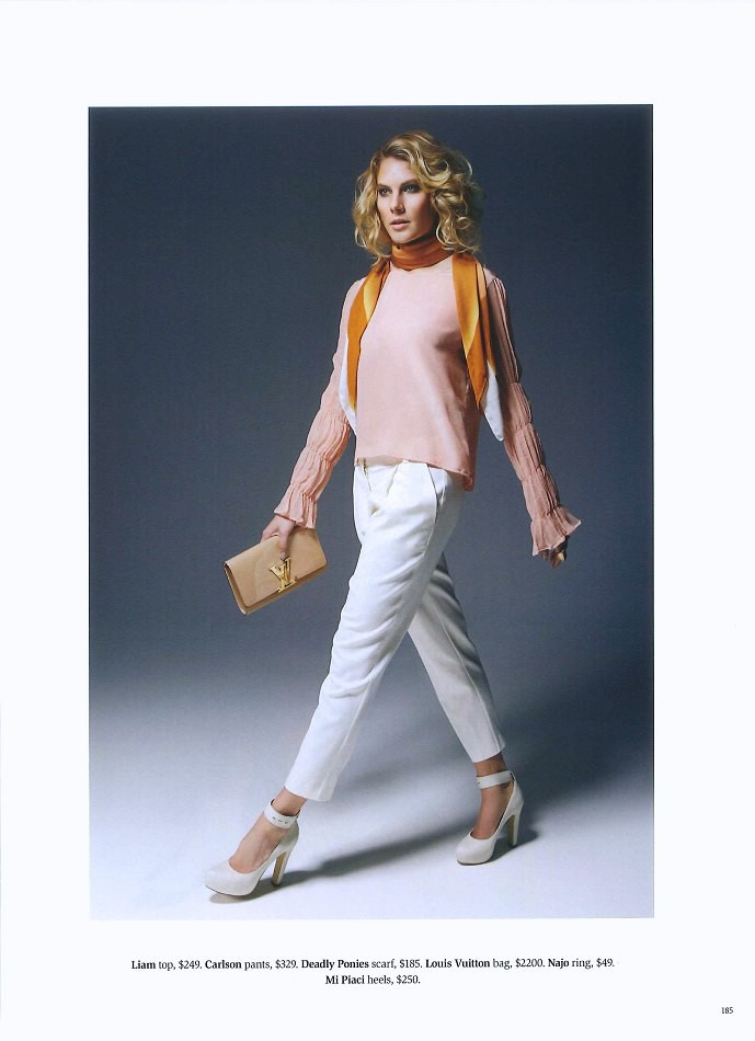 Back Main Book Fashion Portfolio