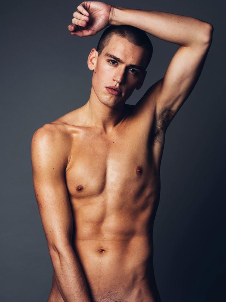 Jake Hart Heroes Model Management