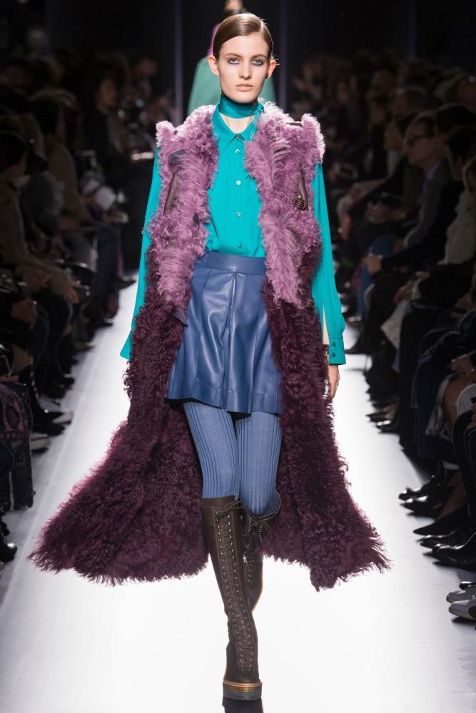 Louise Lefebure for Hermès