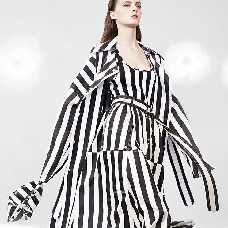 LEA HOLZFUSS for Nina Ricci Spring Summer 2017 Campaign