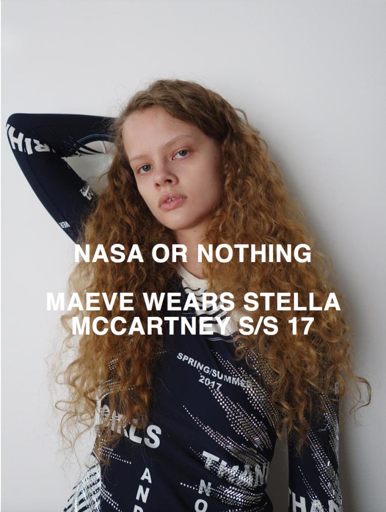 Maeve Whalen visit Models.com