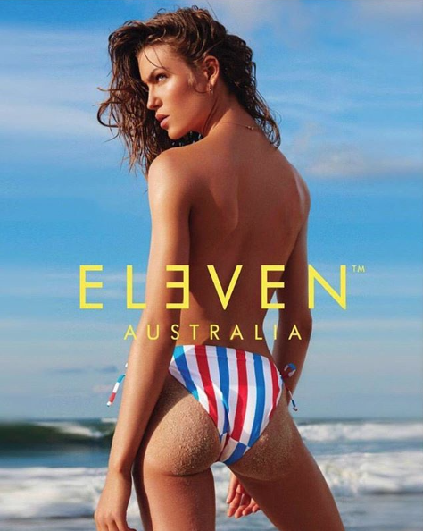 LISA LOUIS for ELEVEN Australia