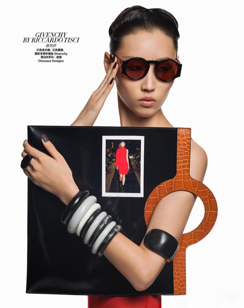 Jiang Xiao Yi - Harper's bazaar china