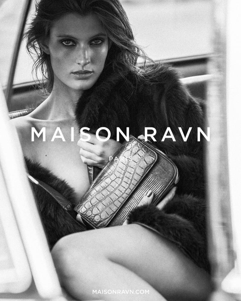 Louise Lefebure - MAISON RAVN PARIS Campaign FW18