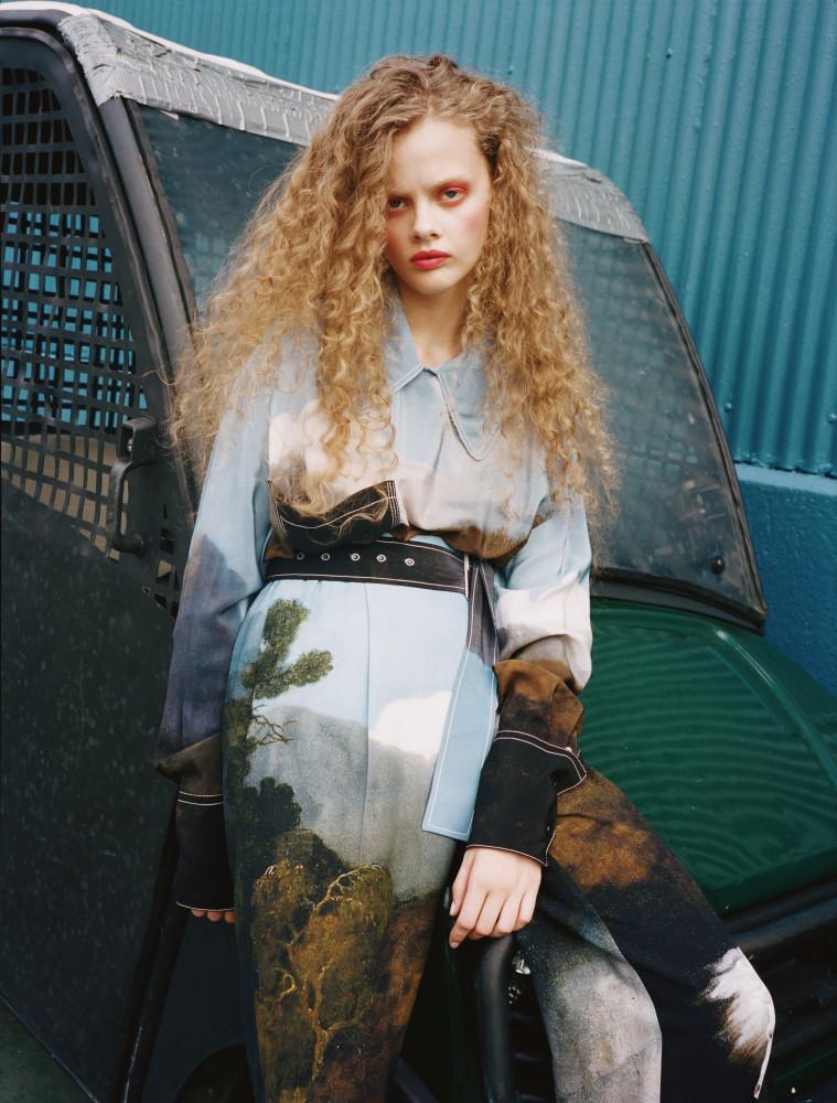 Maeve Whalen - Rebekah Campbell - L'officiel Mexico