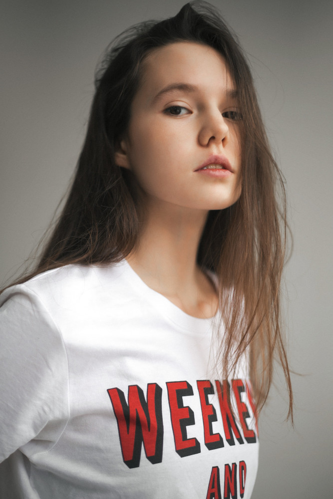 девушка модель светлана