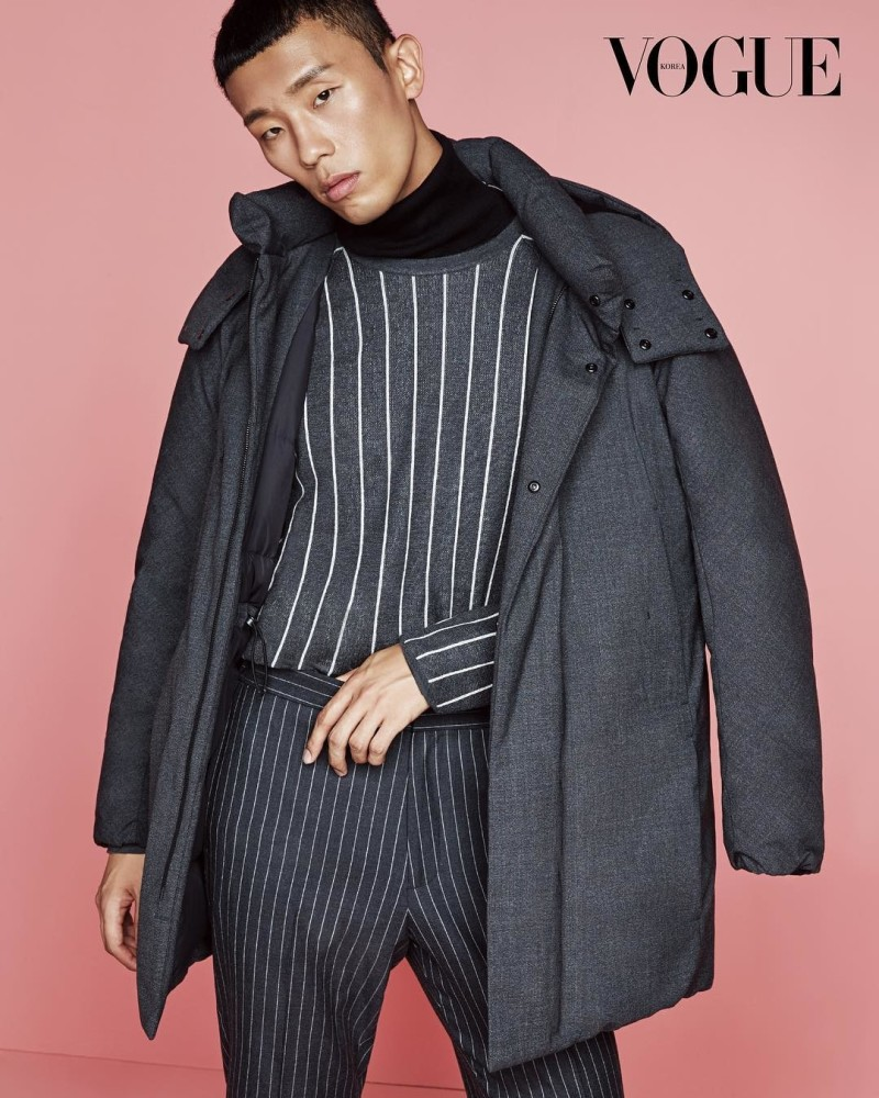 JoonKi Min for Vogue Korea