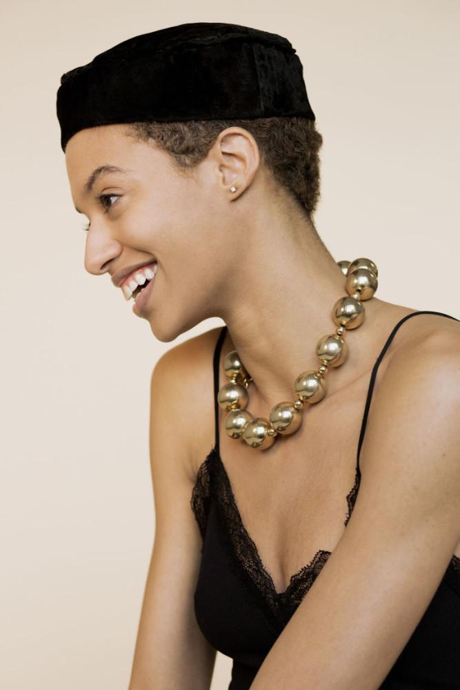 Interview: Jourdana Phillips x Bazaar UK
