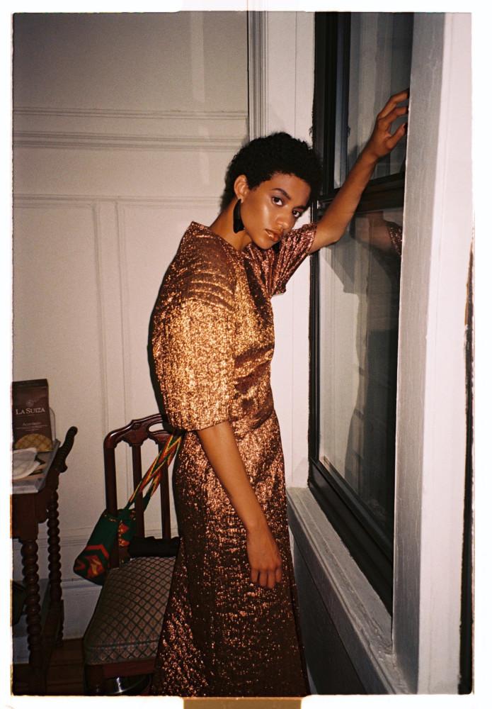 Jourdana Phillips for V Magazine
