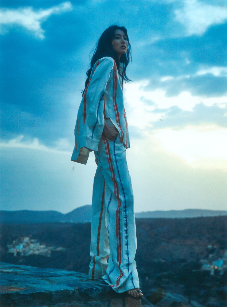 SungHee Kim for Vogue Korea