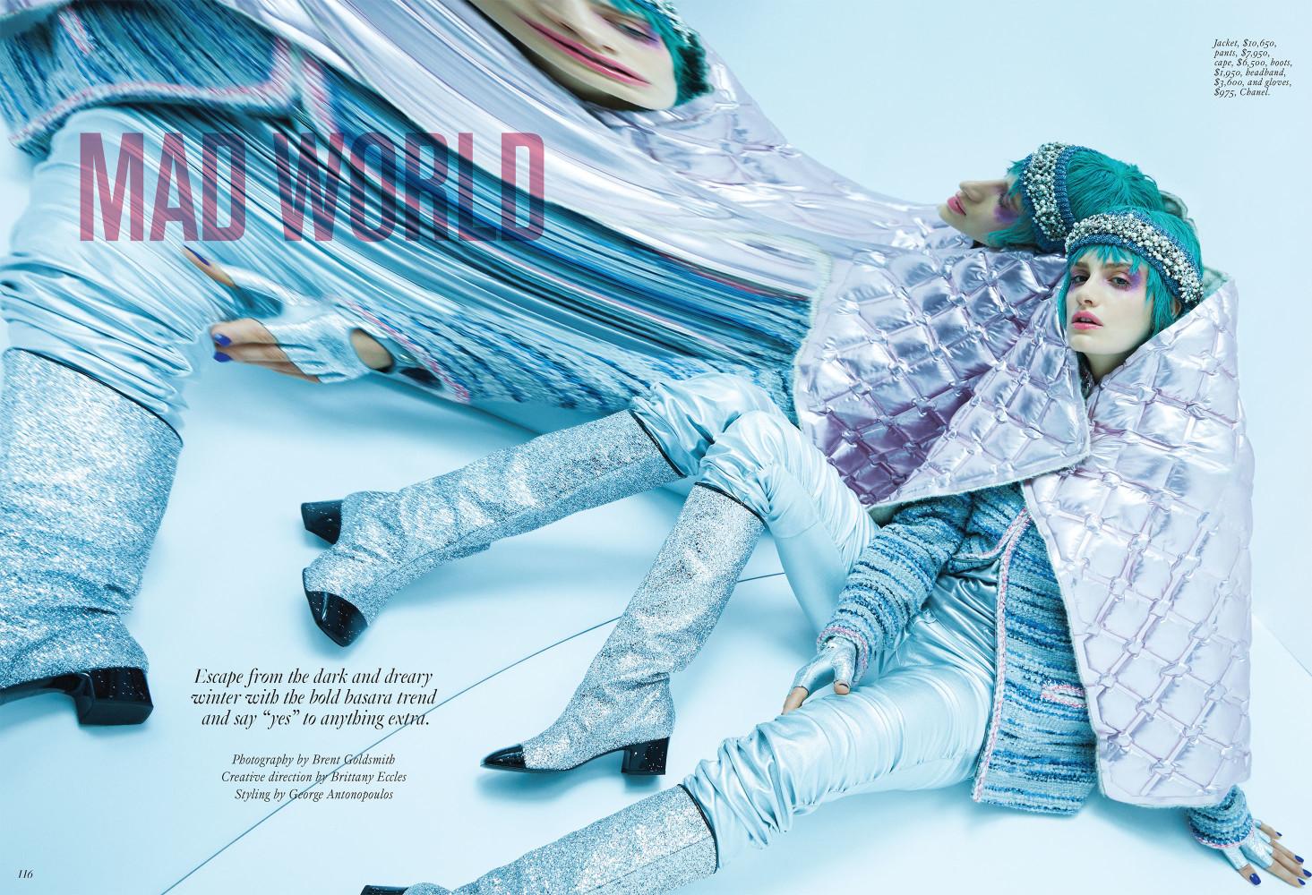 Fashion Winter 2018 Mad World