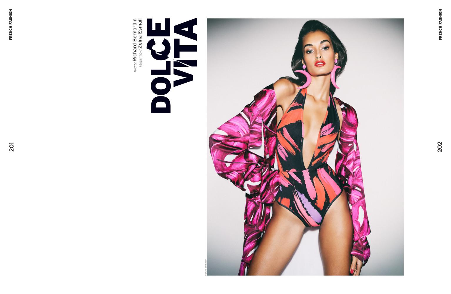 French Magazine Dolce Vita