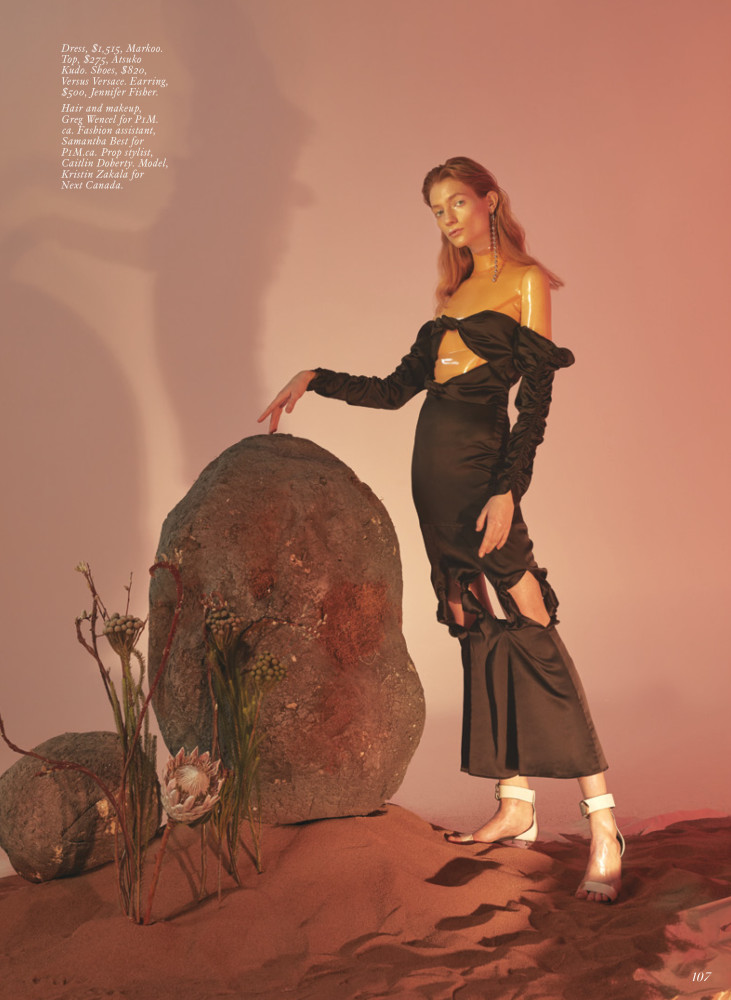 Fashion April 2018 New Frontiers