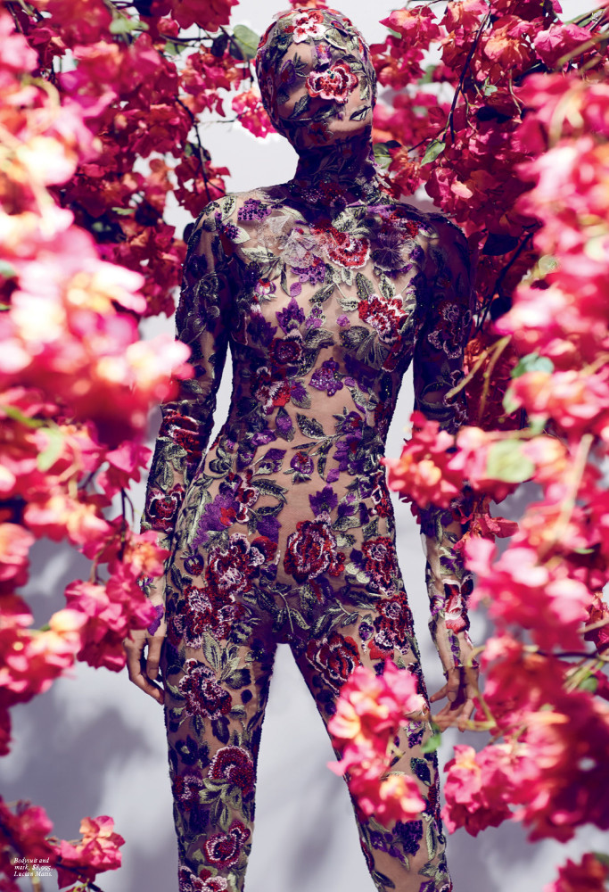 Fashion April 2018 Full Bloom