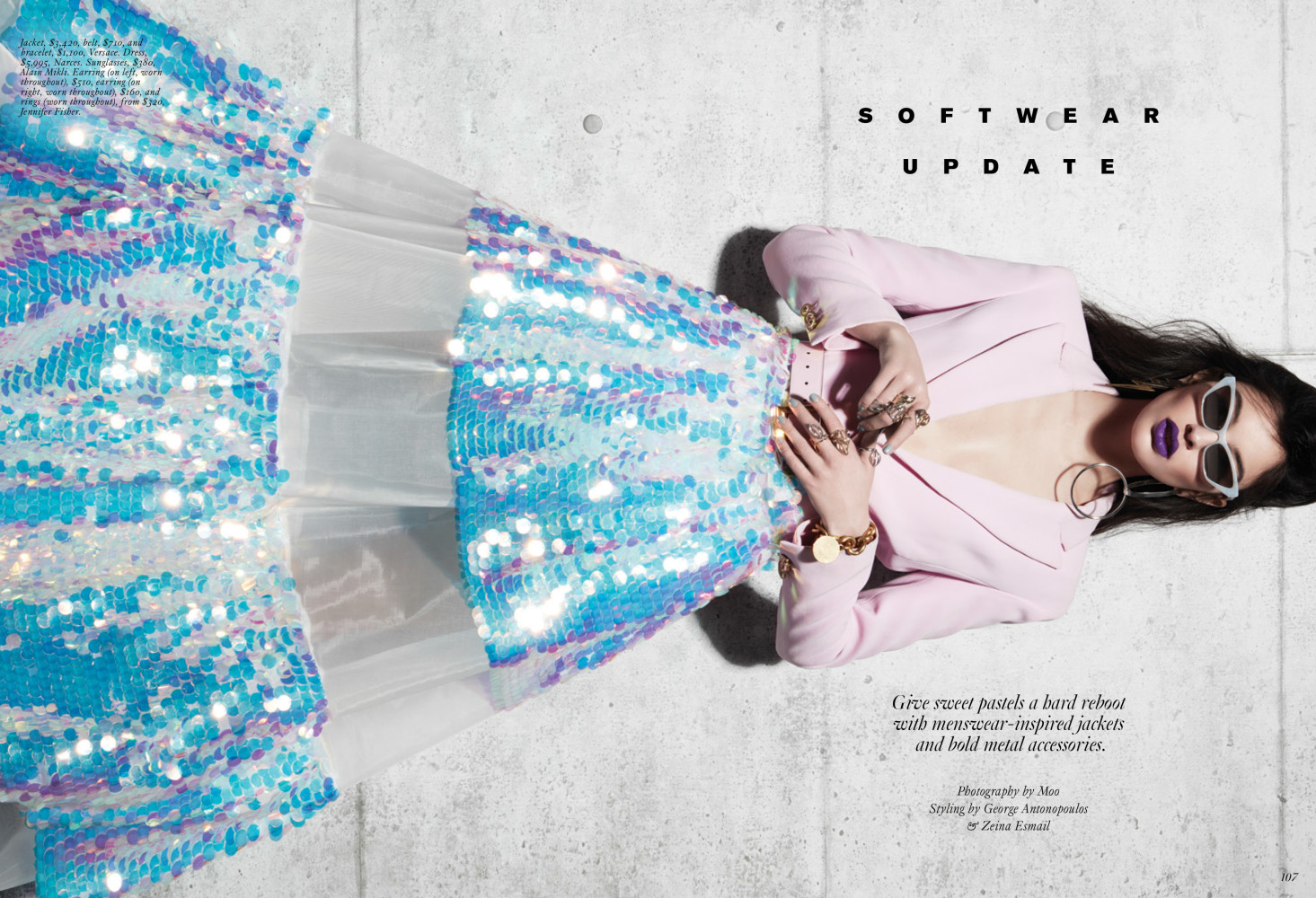 Fashion May 2018 Softwear Update
