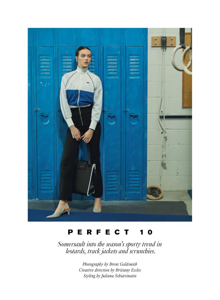 Fashion May 2018 Perfect 10