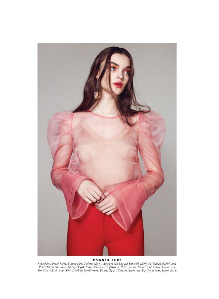 Fashion May 2018 Metal Detector