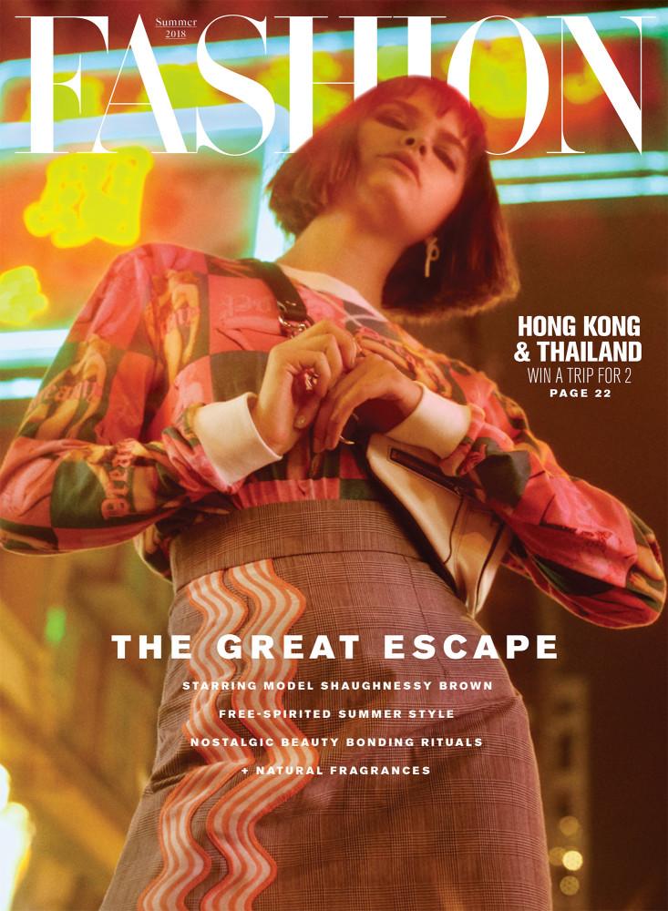 FASHION SUMMER 2018 HONG KONG X THAILAND