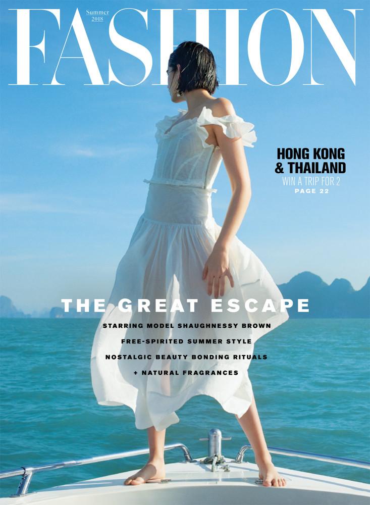 HONG KONG X THAILAND | FASHION SUMMER 2018