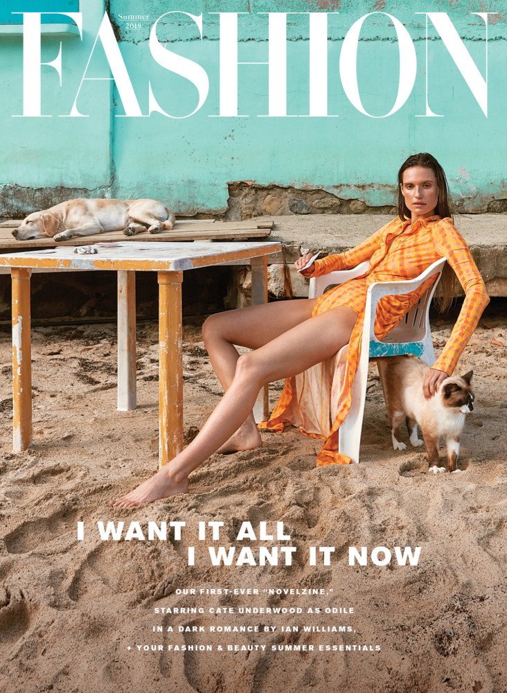Summer Issue | Fashion Magazine