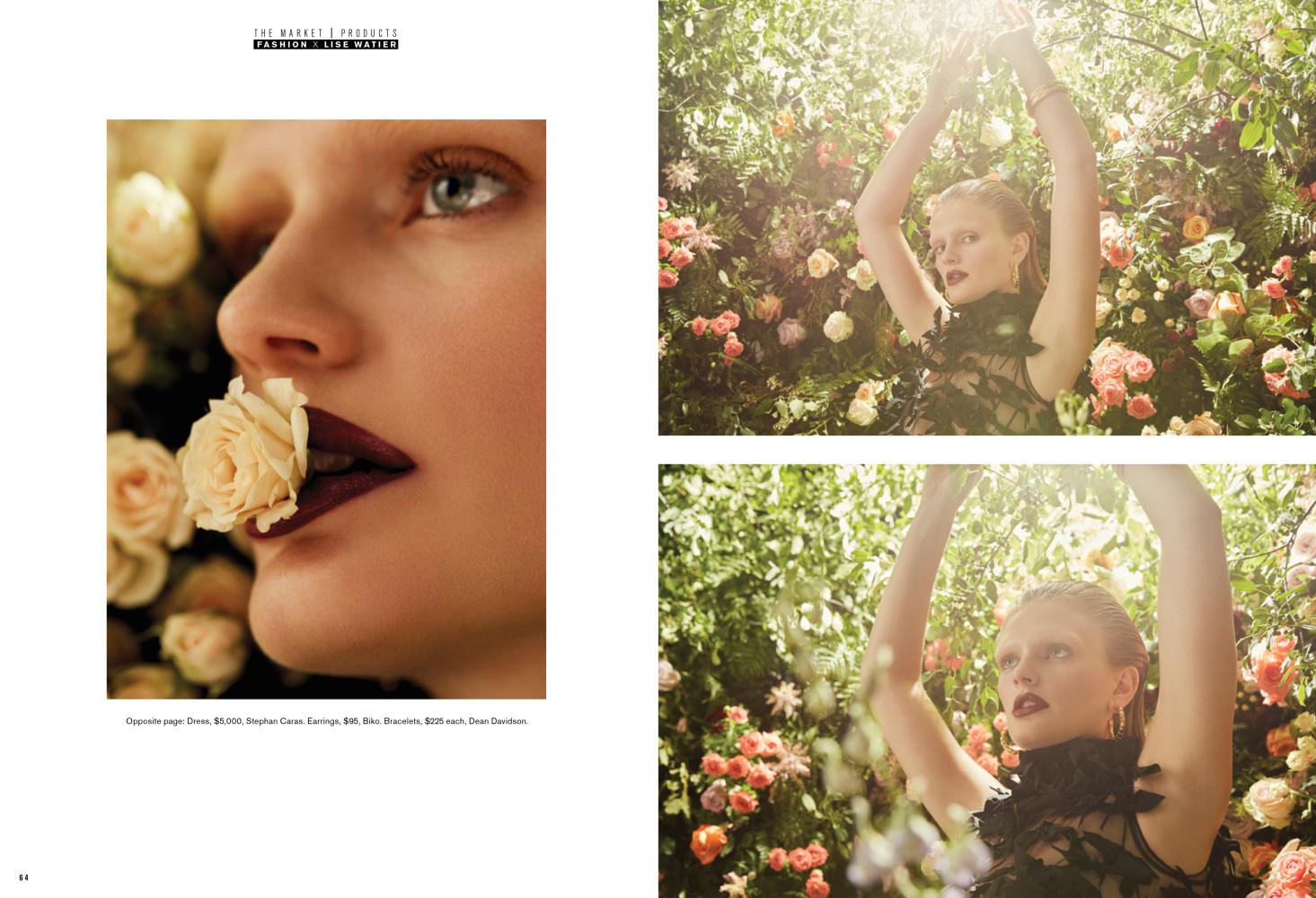 The Secret Garden | Fashion Canada