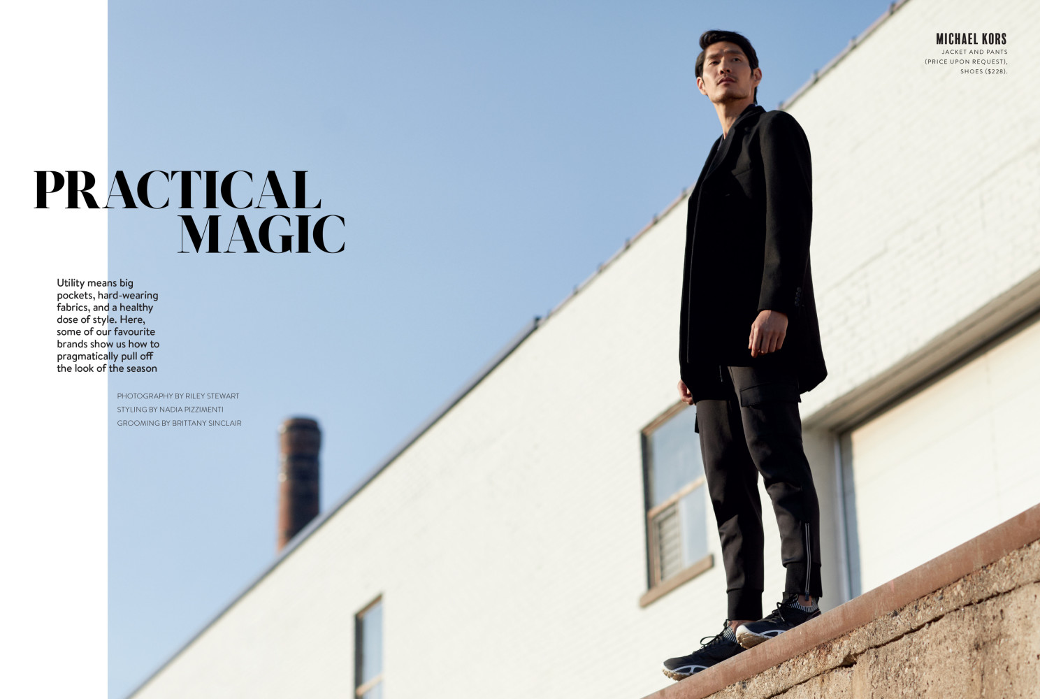 PRACTICAL MAGIC | SHARP MAGAZINE