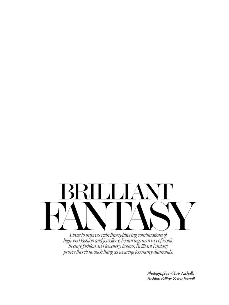 BRILLIANT FANTASY | DRESS TO KILL