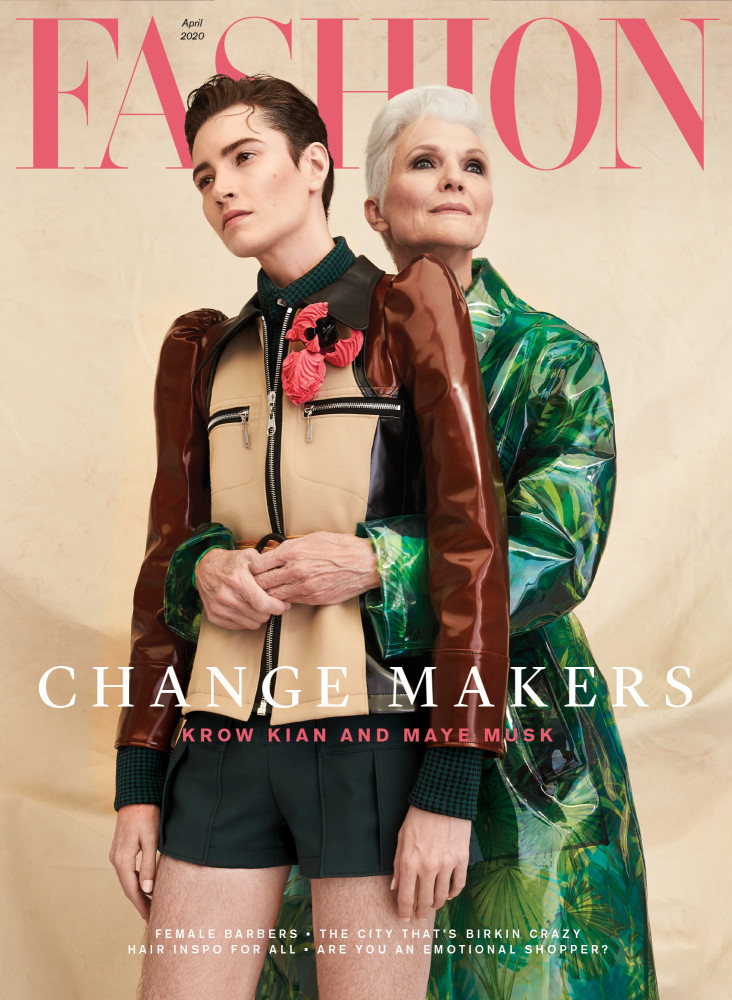 TAKE TWO | FASHION MAGAZINE