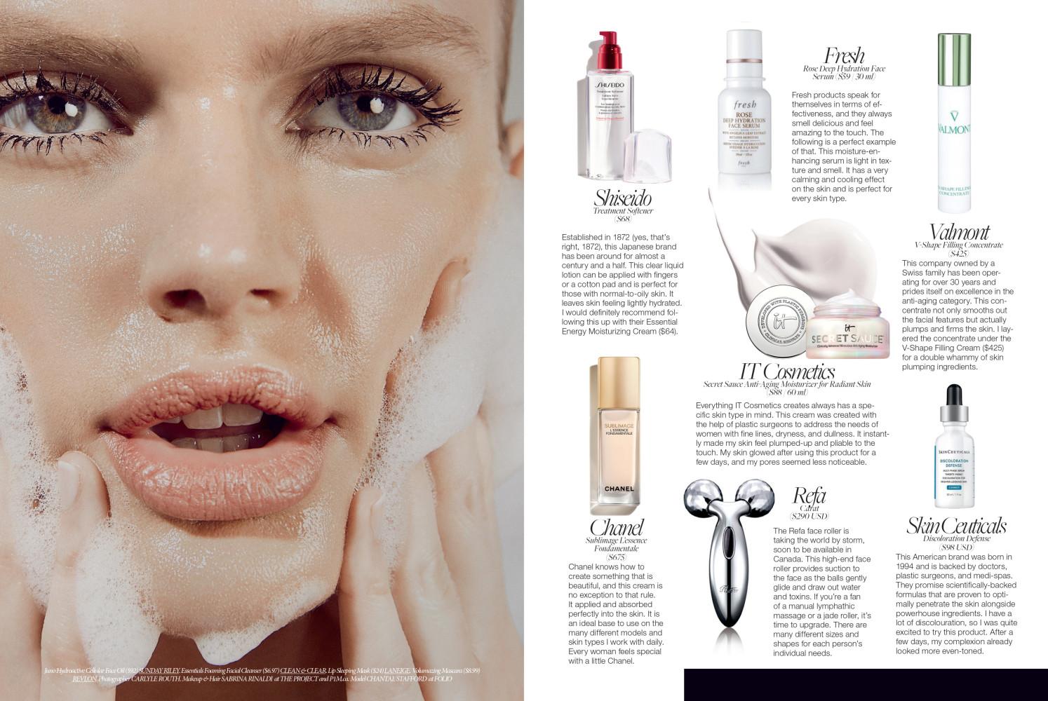 Dress To Kill | Luxury Skincare