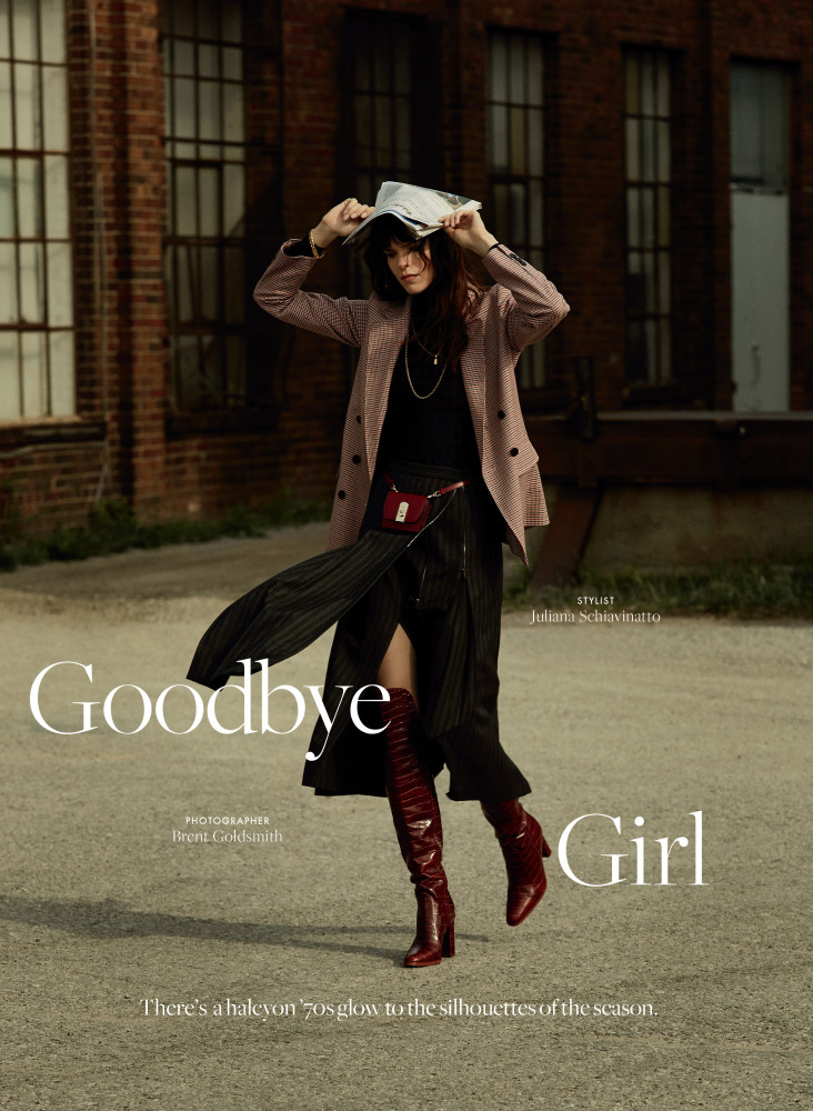 GOODBYE GIRL | ELLE CANADA