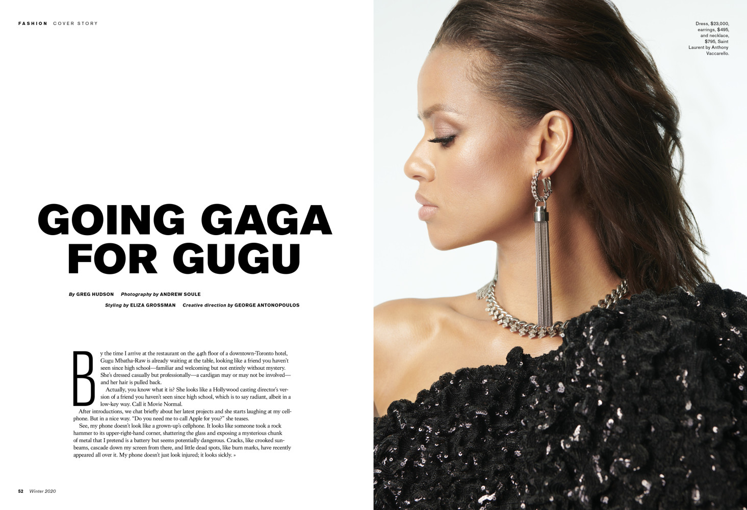 GUGU MBATHA-RAW FASHION MAGAZINE