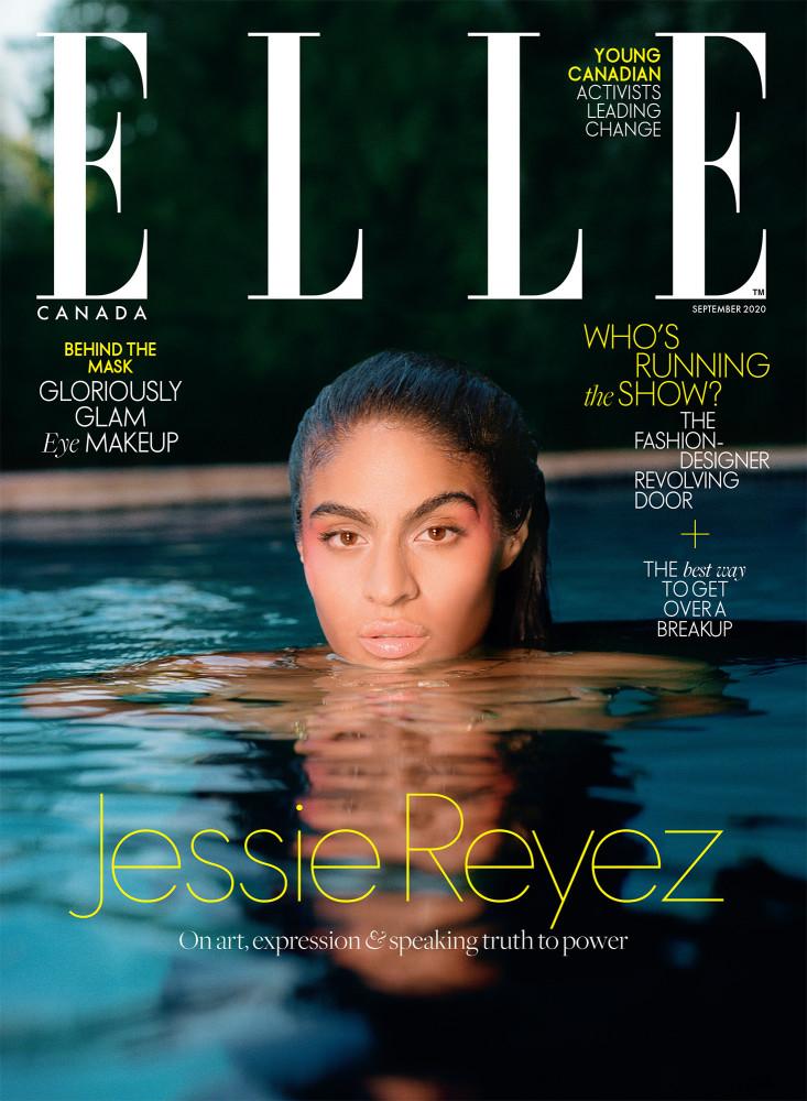JESSIE REYEZ | ELLE CANADA