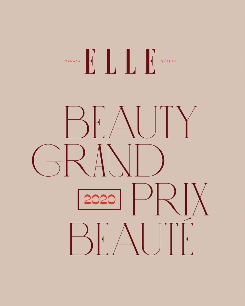 ELLE CANADA BEAUTY GRAND PRIX 2020
