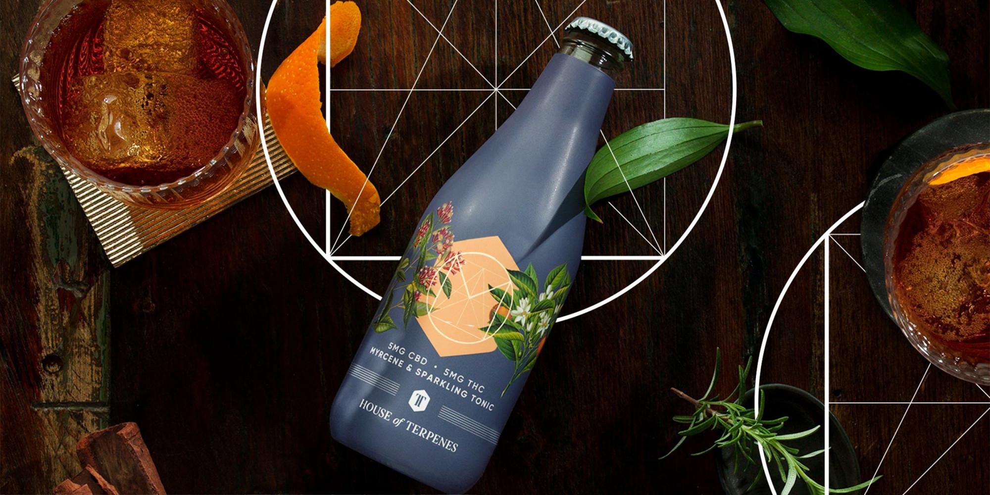 Truss Beverage Co. / House Of Terpenes