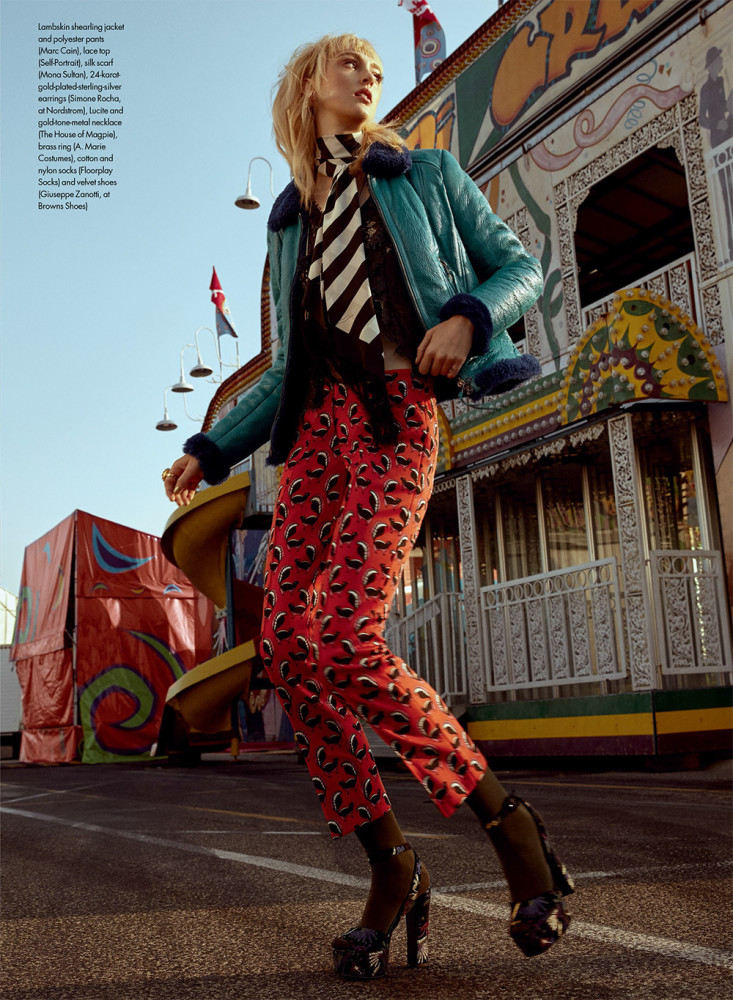 Elle Canada November 2017 Easy Riders