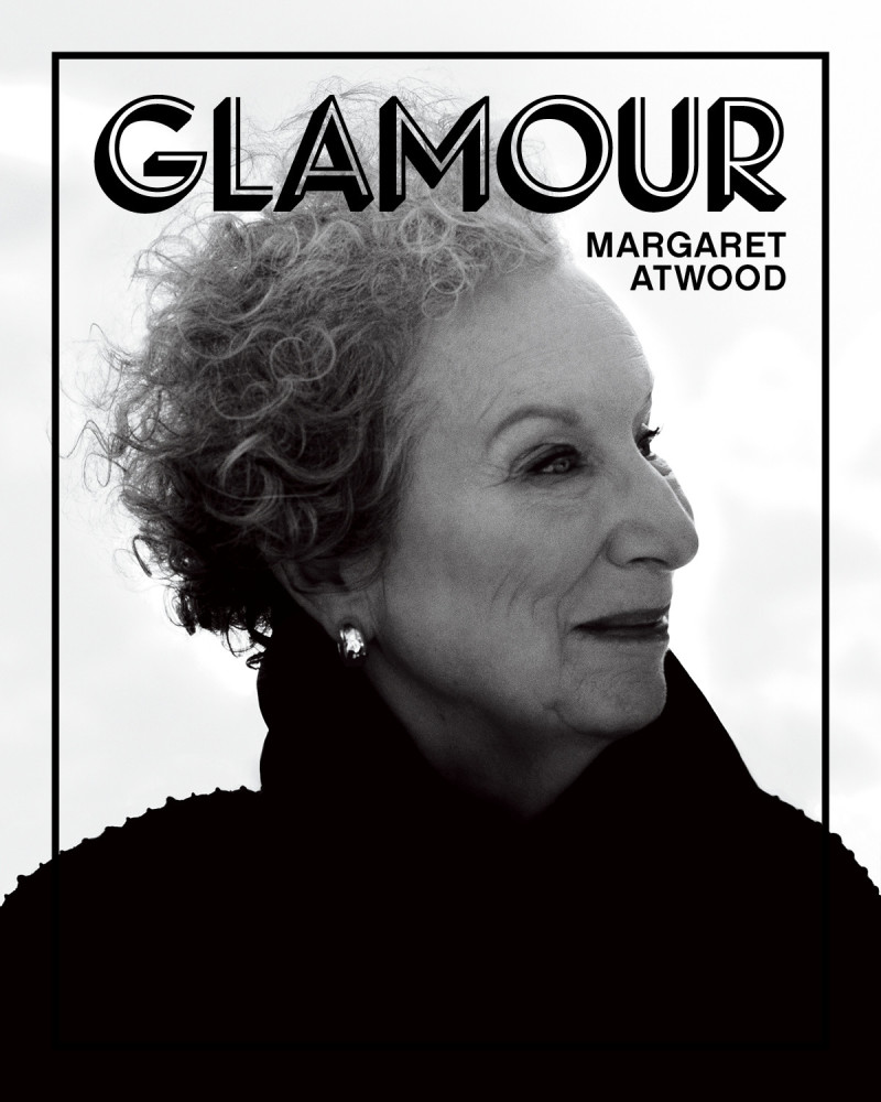 Margaret Atwood for Glamour's Women of the Year