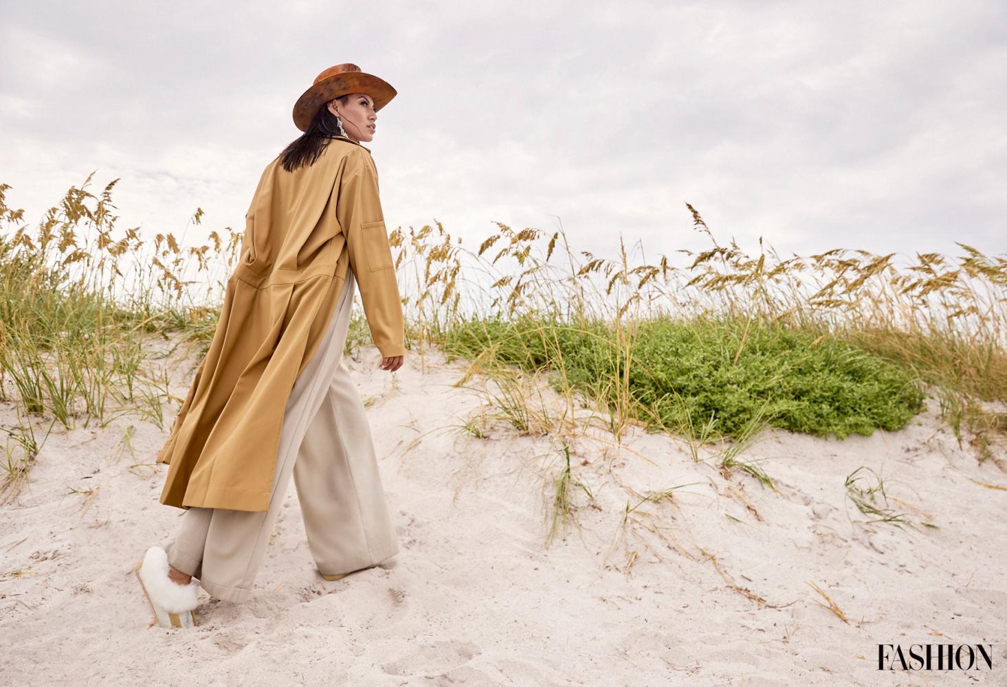 Ashley Callingbull   Fashion Magazine