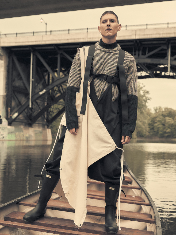 GONE FISHERMAN | GLOBE STYLE ADVISOR