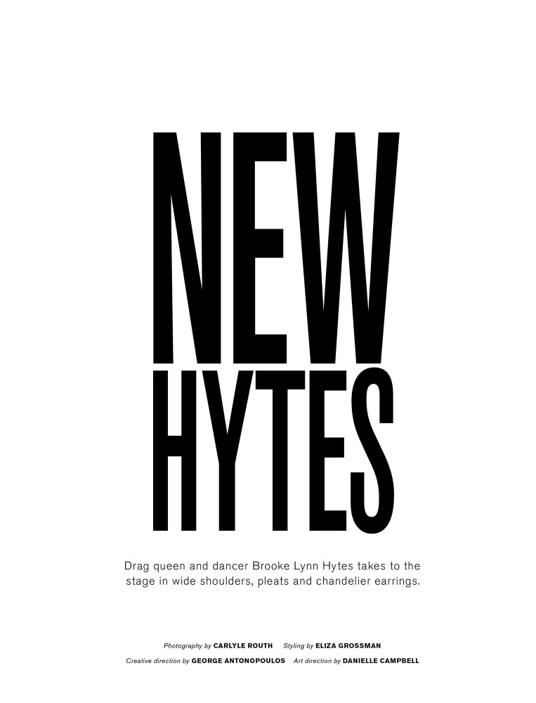 NEW HYTES | FASHION MAGAZINE