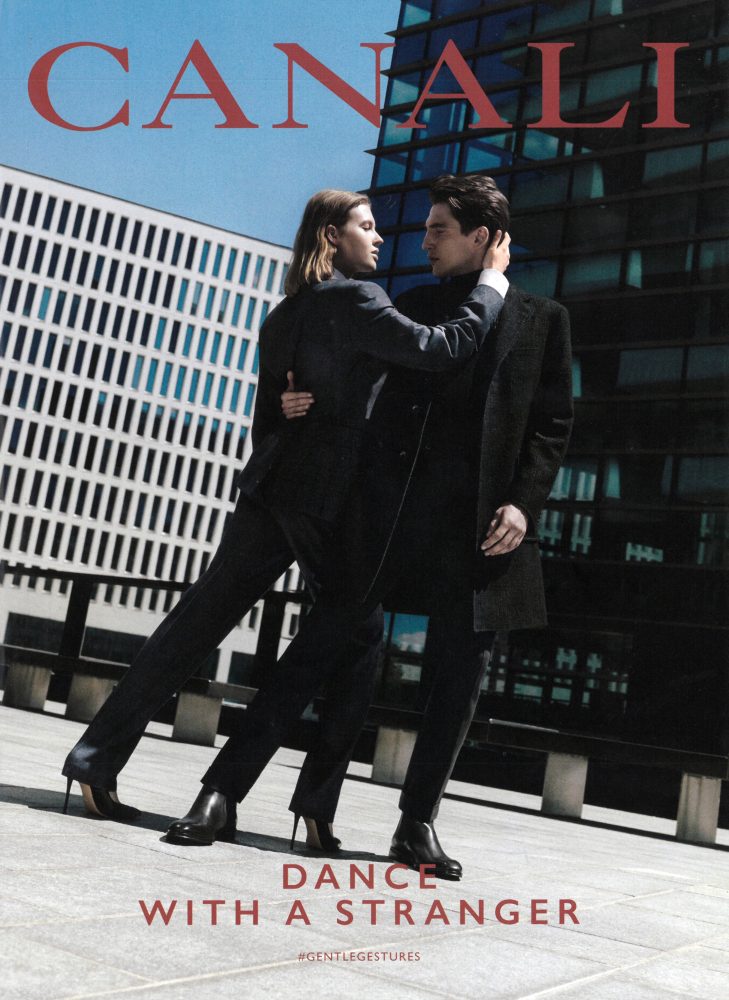 Canali Advert Campaign '21