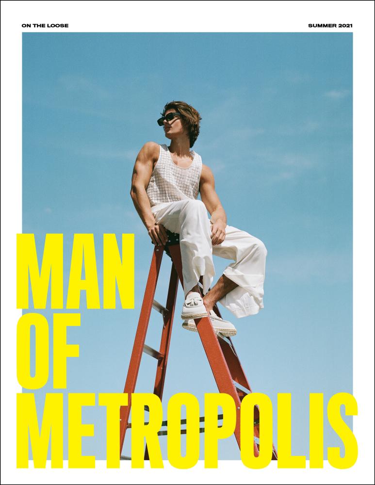 Man of Metropolis 2021 Summer issue