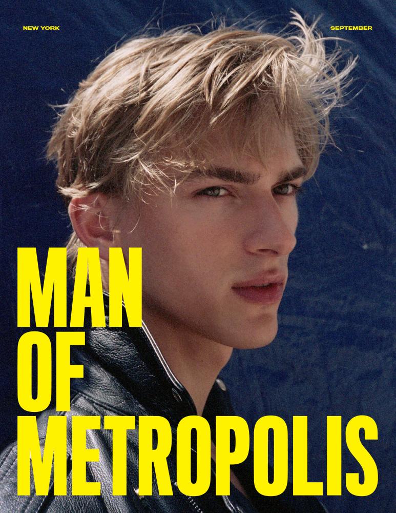 Man Of Metropolis by Marcus Morris