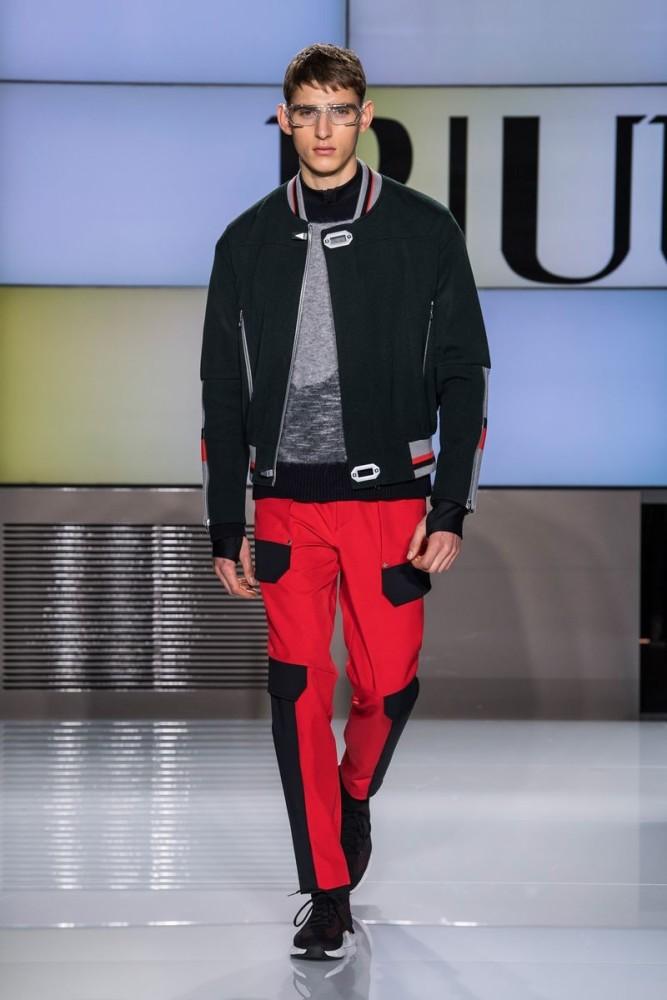 Yanniek walks for Biuu Men & Women F/W'19 Collection in Milan