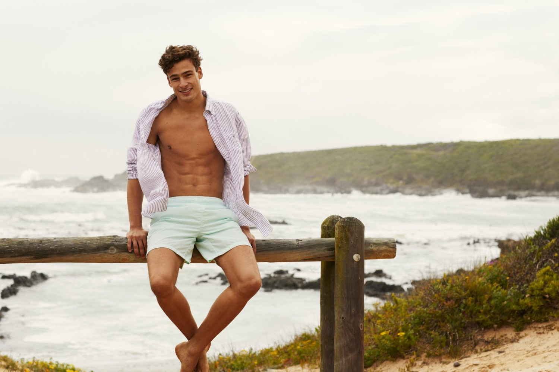 Justin Petzschke for GANT Men's Underwear Spring/Summer'19