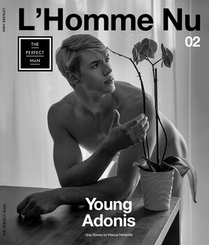 The Perfect Man_L' Homme Nu by Marcus Derricotte