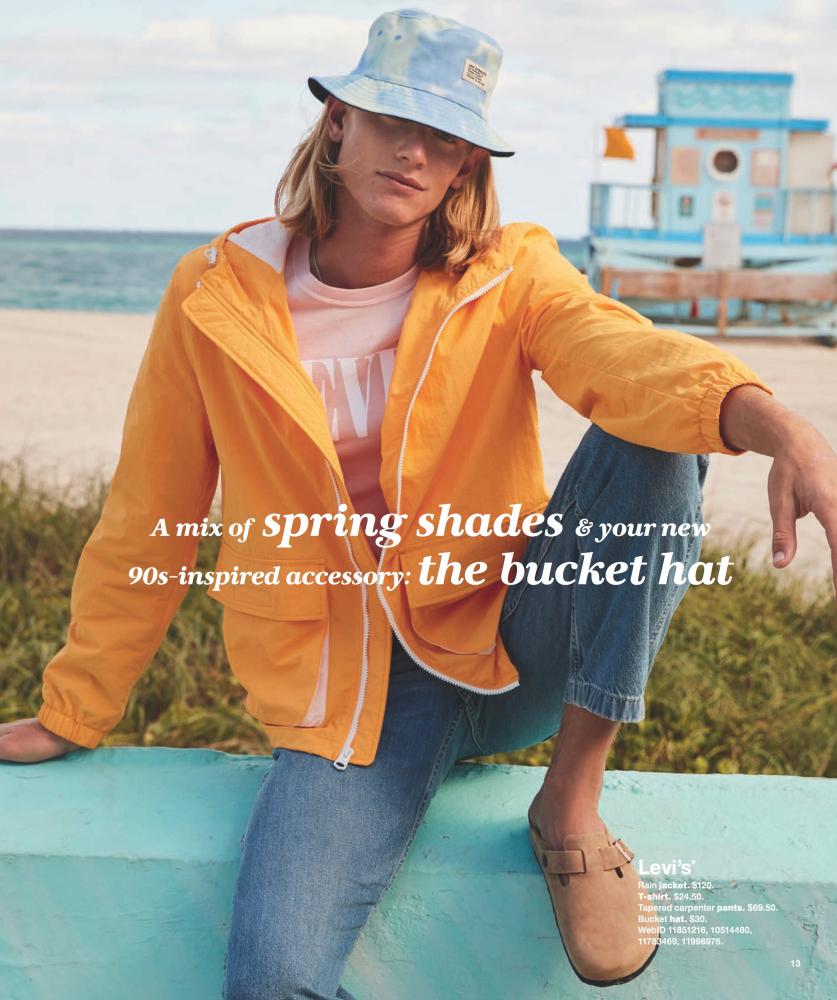 Macy's 2021 Spring/Summer Catalog