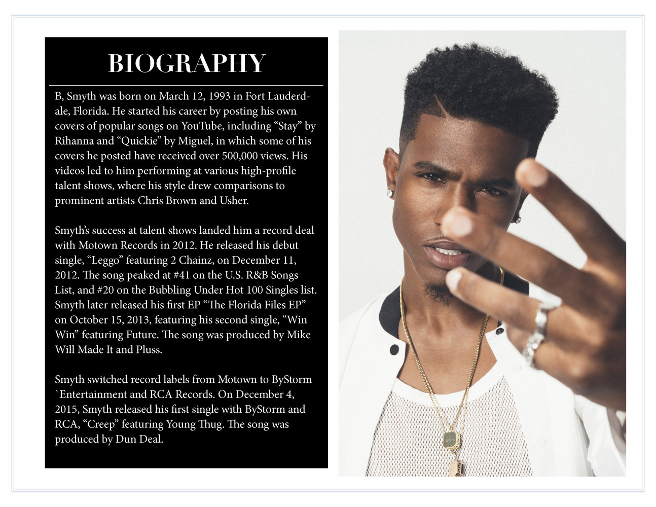 Soul Artist Management - New York Model & Talent Management