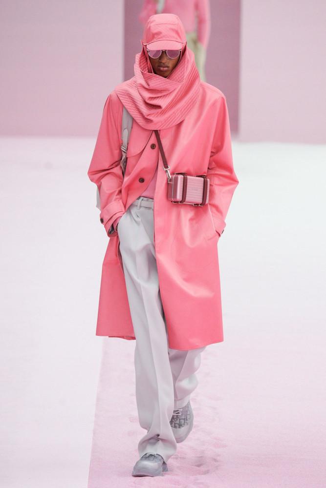 Dior Men Spring/Summer 2020 Runway Show in Paris