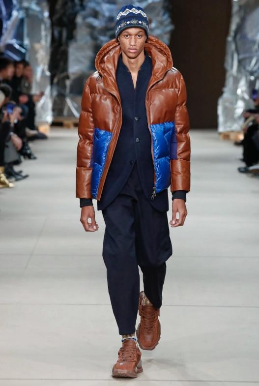 Neil Barrett Fall/Winter 2020 Men's Runway Collection in Milan