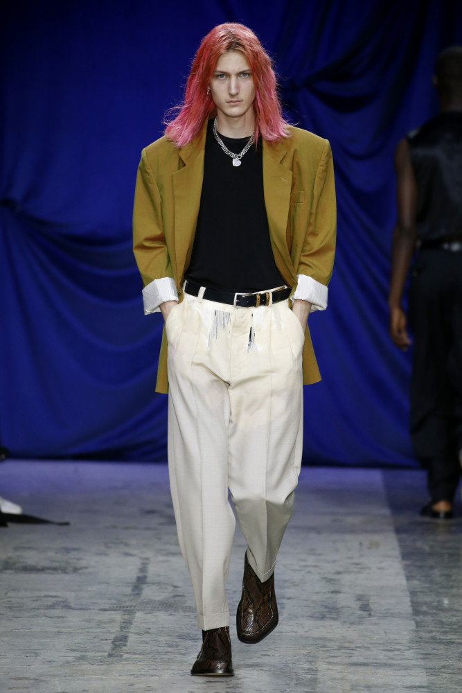 Magliano Menswear Spring/Summer 2020 Runway Show in Milan